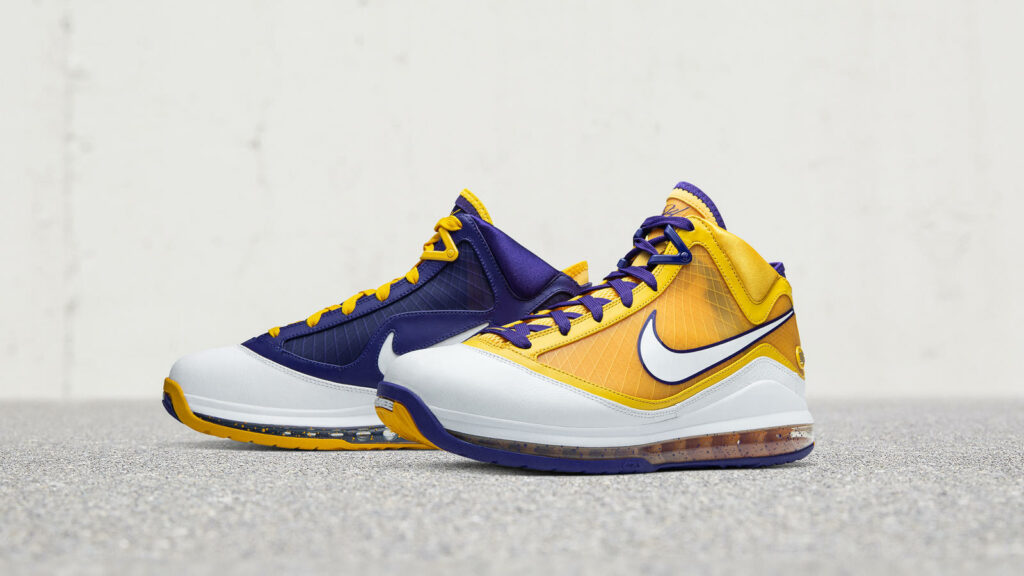 LEBRON VII Media Day